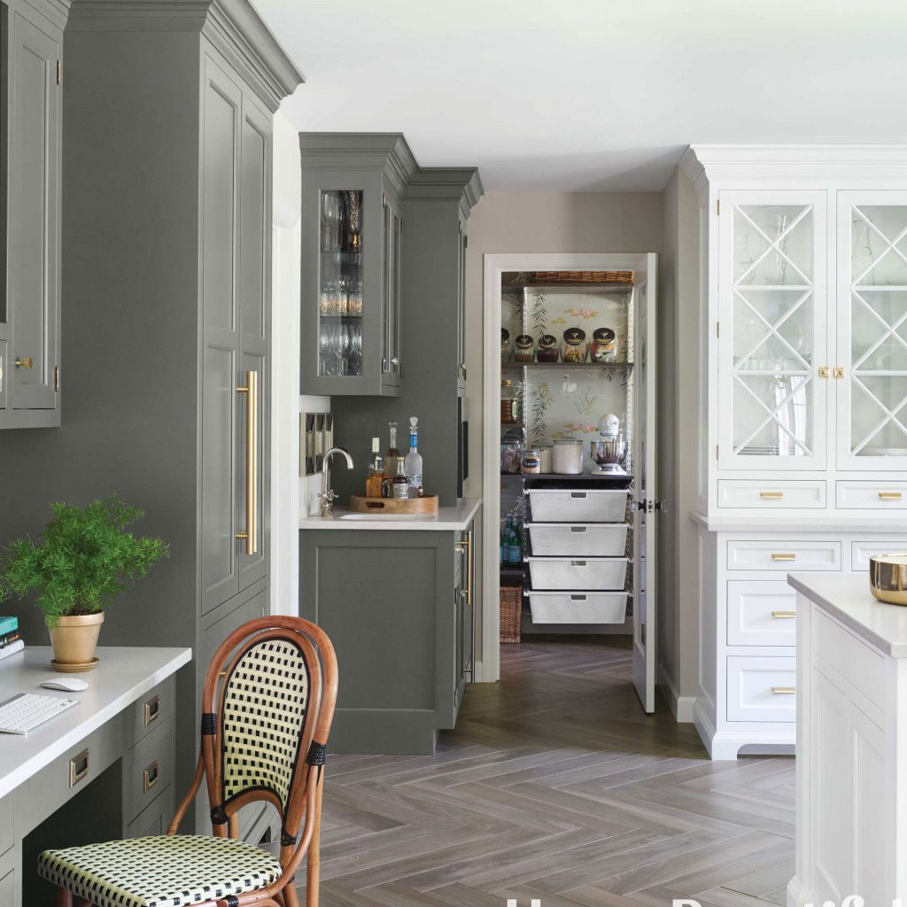 Kitchen Cabinet Colors Interior