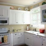 Kitchen Cabinets Painted White Paint Colors Kitchens Painting Home