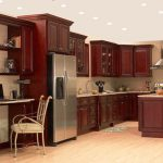 Kitchen Paint Color Cherry Cabinets Smart