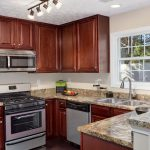 Kitchen Paint Colors Cherry Cabinets Home Design