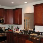 Kitchen Paint Colors Dark Cabinets