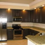 Kitchen Paint Colors Dark Oak Cabinets Home Design