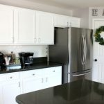 Kitchen Snow White Milk Paint General Finishes Design
