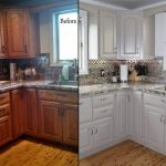 Kitchen Trend Colorsunique Painting Wood Cabinets Oak
