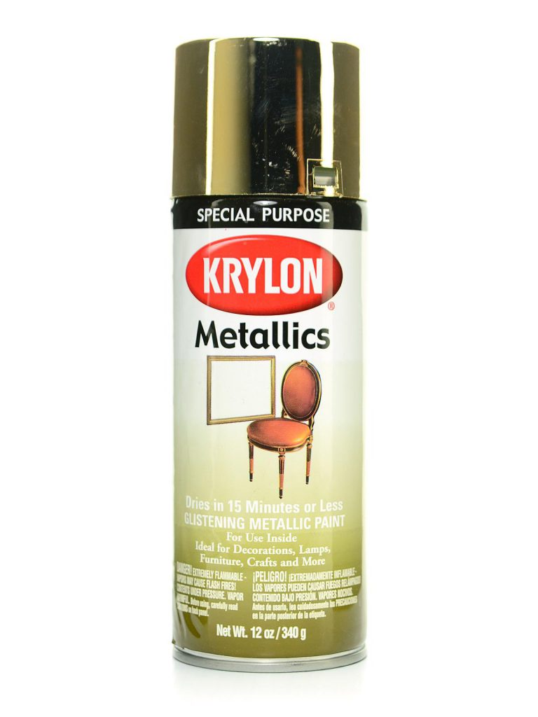 Krylon Metallic Spray