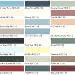 Kwal Paint Color Chart