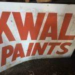Kwal Paint Sign