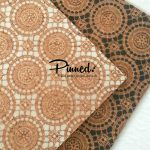 Lace Design Pinboard Morrocan Hand Painted Cork Board