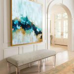 Large Original Painting Hand Made Abstract Art