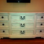 Lasun Painting Bespoke Furniture Dresser Painted White Chalk Paint