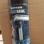 Leakseal Paint Spray Seals Leaks Cracks Pvc Metal Concrete Felt Roofs Masonry