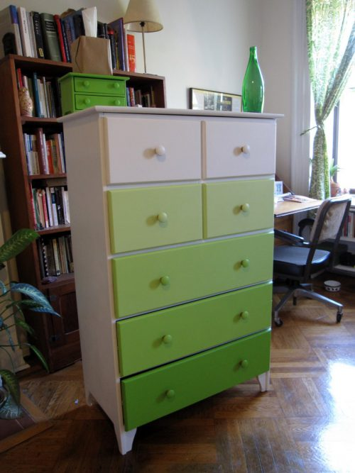 Lexi Paint Chip Dresser