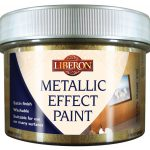 Liberon Copper Metallic Effect Paint Wood Metal Glass Tile Ceramic