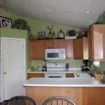 Light Kitchen Paint Colors Oak Cabinets Strengthening Contemporary Natural