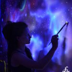Lights Out Glowing Murals Turn These Rooms Into Dreamy Worlds Bored