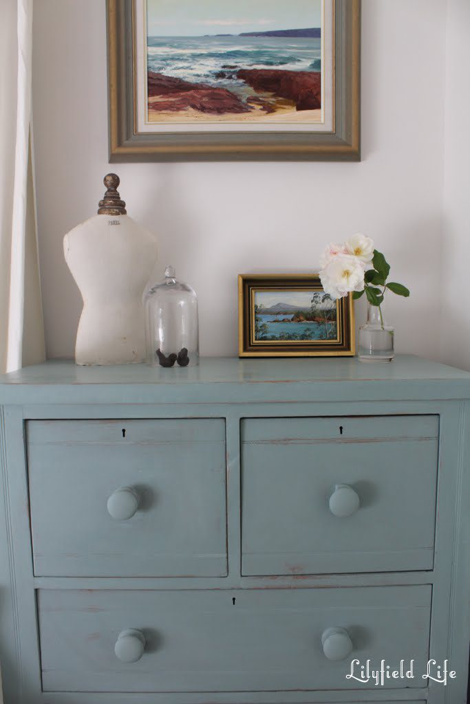 Lilyfield Life Ascp Duck Egg Blue Chest