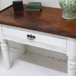 Lilyfield Life Painted Side Table Money
