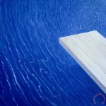 Lincoln Seligman Diving Board Painting Print