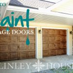 Linley House Paint Old Garage