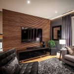 Living Room Accent Wall Ideas Stunning Within