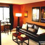 Living Room Paint Color Ideas Brown
