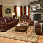 Living Room Paint Ideas Brown Furniture Doherty
