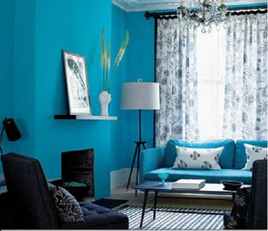 Living Rooms Painted