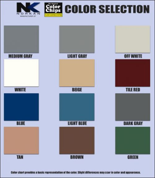 Lowes Concrete Paint Color