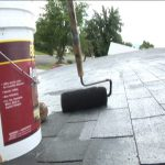 Ludwig Painting Asphalt Roof Paint Behr Product Gauranteed