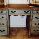 Lulu Designs Before After French Desk Ed Chalk