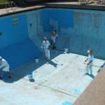 Luxapool Aquaculture Marine Containment Facilities Pool Paint
