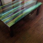 Magical Furniture Flips Using Nothing But Unicorn Spit Stain