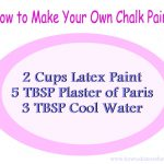 Make Chalk Paint Amazing