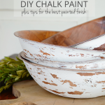Make Diy Chalk Paint Plus Tips Best Painted Finish Anderson