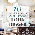 Make Small Room Look Bigger Decor