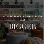 Make Small Room Look Bigger Paint Decor