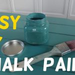 Make Your Own Chalk Paint Cheap Easy Recipe