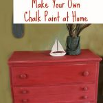 Make Your Own Chalk Paint Home Wheel Deal