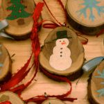 Make Your Own Wooden Christmas Ornaments Laura