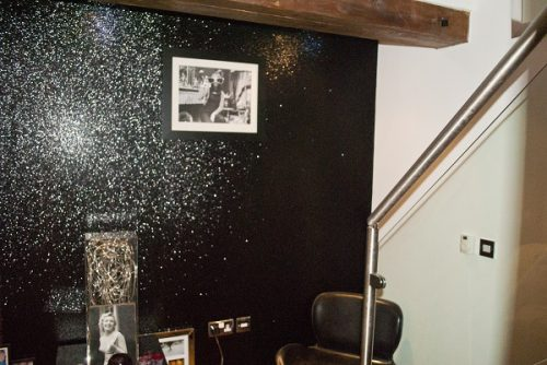 Make Your Room Sparkle Glitter