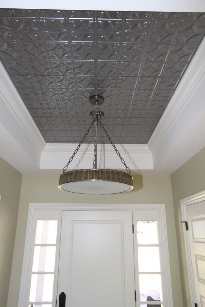 Make Your Tray Ceiling Feel Like