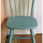 Makeover Pine Kitchen Chair Using Chalk Paint Honey