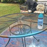 Makeovermonday Painting Year Old Patio Furniture Daily