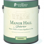 Manor Hall Interior Paint Primer Stain Repellant One Residential