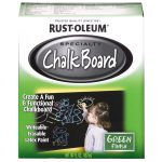 Maryland Pink Green Chalkboard Paint