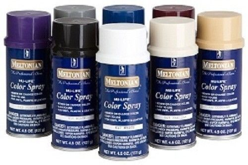 Meltonian Life Color Spray Leather Plastic Vinyl Paint Dye All Colors