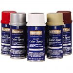 Meltonian Life Leather Vinyl Color Spray Paint Can Colors