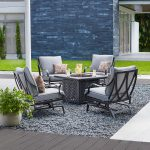 Metal Patio Furniture Outdoor Lounge Sydney Spray Paint Appealing Sets