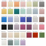 Metallic Color Chart Sale Autos