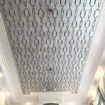 Metallic Paint Ceilings Modern Masters Cafe